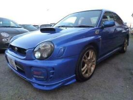 2001 SUBARU IMPREZA AN EXCEPTIONAL CONDITION FRESH IMPORTED WRX STI A LOVELY WEL