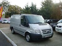 2012 FORD TRANSIT 2.2 TDCi 260 Trend Low Roof Panel Van 3dr EU5, SWB