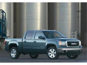 2007 GMC Sierra 1500 SLT 4X4 **LEATHER-ROOF**