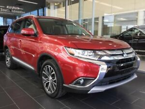 2017 Mitsubishi Outlander TOURING EDITION, AWC, ACCIDENT FREE