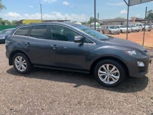 2011 Mazda CX-7 Classic Grey 4 Speed Auto Active Select Wagon Holtze Litchfield Area Preview