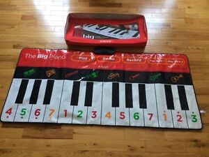 Piano Dance Mat