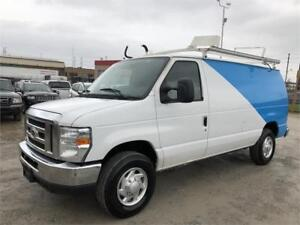 2014 Ford Econoline  E-250 XL - Cargo-3/4 Ton - 10 Ft Box