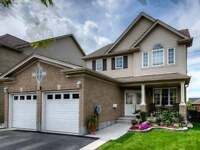 **Beautiful new home for sale by Guelph Lake!!!!