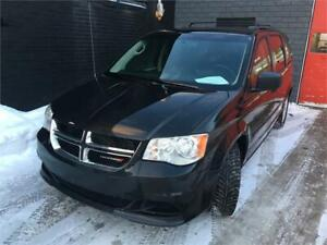 2014 DODGE GRAND CARAVAN SXT 6880$ FINANCE MAISON 100% APPR