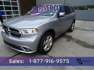 2015 Dodge Durango AWD LIMITED DVD $234b/w