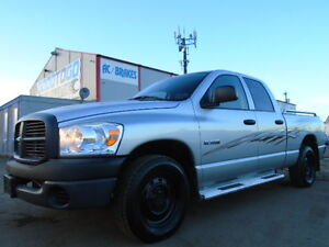 2008 Dodge Power Ram 1500 --ONE OWNER TRUCK---6 PEED---RWD