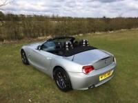 BMW Z4 2.0i 2007 SE Roadster Convertible 100% Showroom Condition Expect The Best