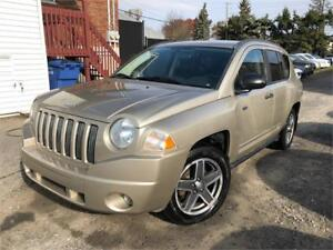 2009 Jeep Compass NORTH EDITION 4X4 *102,000km* A/C/GR ELEC/MAGS