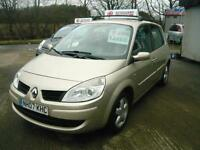 2007 Renault Scenic Extreme Vvt Only 92K Miles!! 1.6
