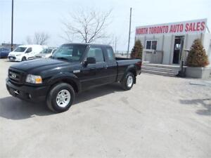 2011 Ford Ranger Sport 2WD // AUTO CLEAN CAR PROOF SUPER CAB