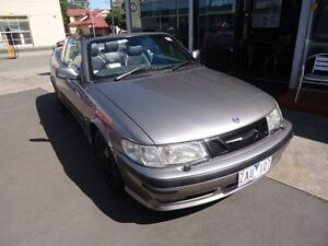 2003 Saab 9-3 MY2003 Turbo Grey 4 Speed Automatic Convertible Alphington Darebin Area Preview