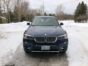 2015 BMW X3 AWD 4dr xDrive28d