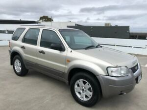 2005 Ford Escape ZB XLT Gold 4 Speed Automatic SUV Mornington Mornington Peninsula Preview