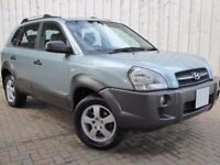 Hyundai Tucson 2.0 GSI 16v, Superb Family SUV, Complete with Fresh MOT, Excellent Service History