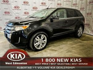 2013 Ford Edge Limited   LEATHER   NAVIGATION   SUNROOF  