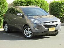 2011 Hyundai ix35 LM MY11 Elite AWD Grey 6 Speed Sports Automatic Wagon Blair Athol Port Adelaide Area Preview