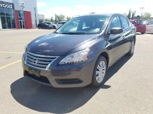 2013 Nissan Sentra S $13888 Accident Free,  Bluetooth,  A/C,