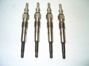 TDI 1.9L Diesel Glow plugs (4)