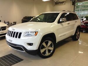 2015 Jeep Grand Cherokee Limited, 4X4, TOIT OUVRANT,NAV,CAM,CUIR
