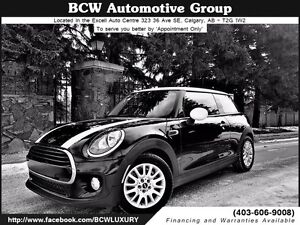 2016 MINI Cooper Automatic SOLD!...Certified Warranty $22,995.00