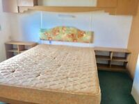 CHEAP STARTER CARAVAN HOLIDAY HOME - SKEGNESS - QUIET PARK - NEAR THE BEACH - SWIMMING POOL - GOLF