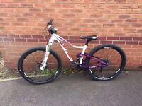 FOR SALE Ladies Giant LIV LUST 3 Bike Small