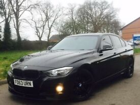 2014 Bmw 3 series 1.6l m sport twin turbo