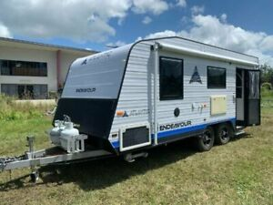2016 Atlantic Endeavour 196 CAFE SEATING 1 Axle Forest Glen Maroochydore Area Preview