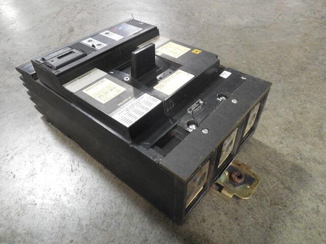 USED Square D ME36400LI I-Line Electronic Trip Circuit Breaker 400 Amp Sensor