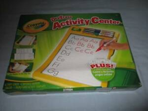 Crayola - Dry Erase Activity Centre
