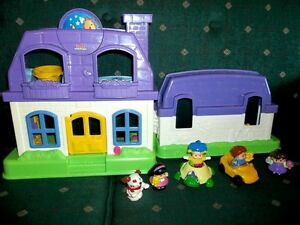Fisher Price Little People Folding Doll House London Ontario image 1