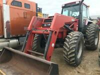 Case IH 3394 Tractor and Allied 894 Loader Brandon Brandon Area Preview