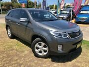 2013 Kia Sorento XM MY13 SI (4x4) Charcoal Grey 6 Speed Automatic Wagon Dapto Wollongong Area Preview