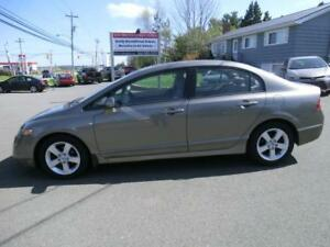 2007 Honda Civic Sdn EX Loaded Sunroof only 101000 kms