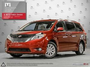2011 Toyota Sienna Limited 7-passenger All-wheel Drive (AWD)