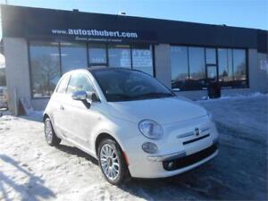 FIAT 500 500C LOUNGE 2012 **CONVERTIBLE**