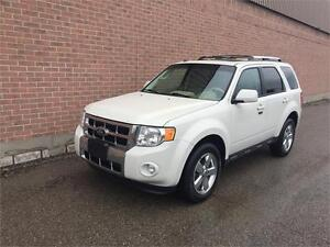 2012 Ford Escape LIMITED 4X4
