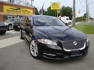 2011 Jaguar XJL,NAVIGATION,ACCIDENT FREE,LOCAL