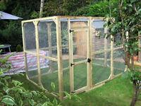 custom made top quality dog run's / bird aviary's / aviary's / pet enclosure's / dog kennel's