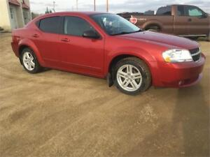 2010 Dodge Avenger SXT New tires only 66 kms Warranty Financing