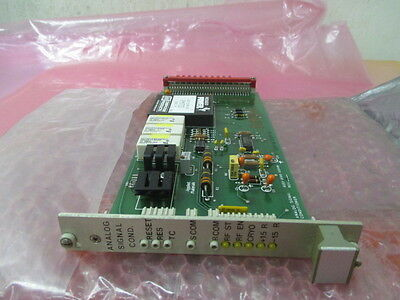 AMAT 0100-00049, Analog Signal Conditioner, FAB 0110-00049, 400760