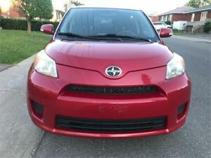 2011 Scion xD MANUELLE SPECIAL LOW KM