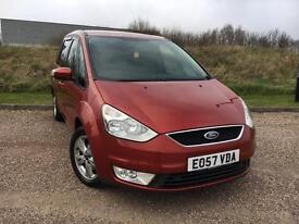 Ford Galaxy 1.8TDCi ( 125ps ) 6sp 2007 57 Zetec *VERY LOW MILES, FULL LEATHER*