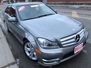 2012 M-BENZ C300 4MATIC