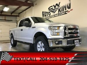 2015 Ford F-150 XLT / Low Kms / Lift / Rubber
