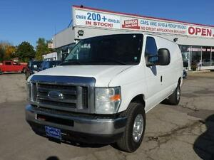 2010 Ford Econoline E250 Cargo Van Commercial CERTIFIED E-TESTED