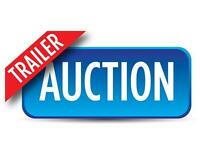 Jensen Trailers 1st Annual Trailer Auction - September 12th