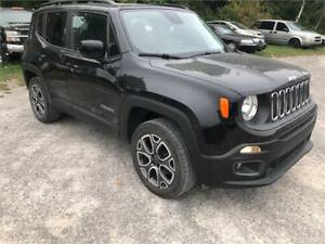 2015 Jeep Renegade Latitude - Free 7Day All Inclusive Vacation