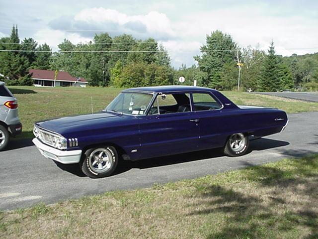 1964 Ford Galaxie CUSTOM 1964 FORD GALAXIE CUSTOM 500 - 460/ C6